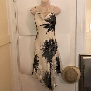 Cache evening vintage dress S
